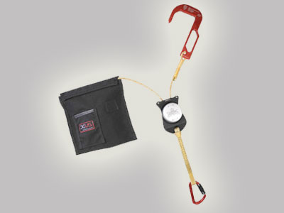 Bailout kit with Crosby Hook