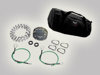 BT73 Belay Training Kit Basic